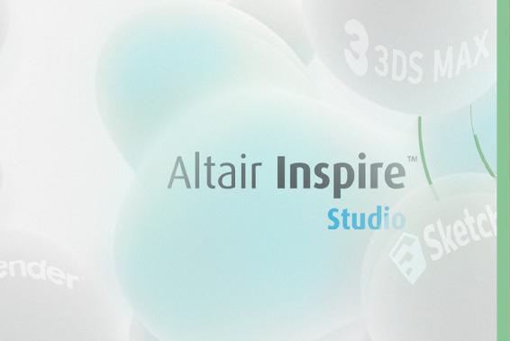 Inspire Studio a confronto con i migliori software di modellazione 3d