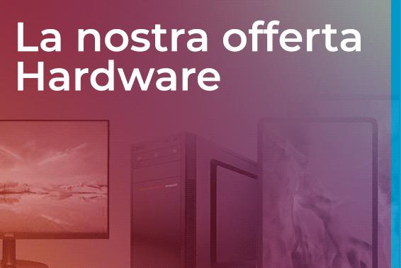 Offerte Hardware Weisoft