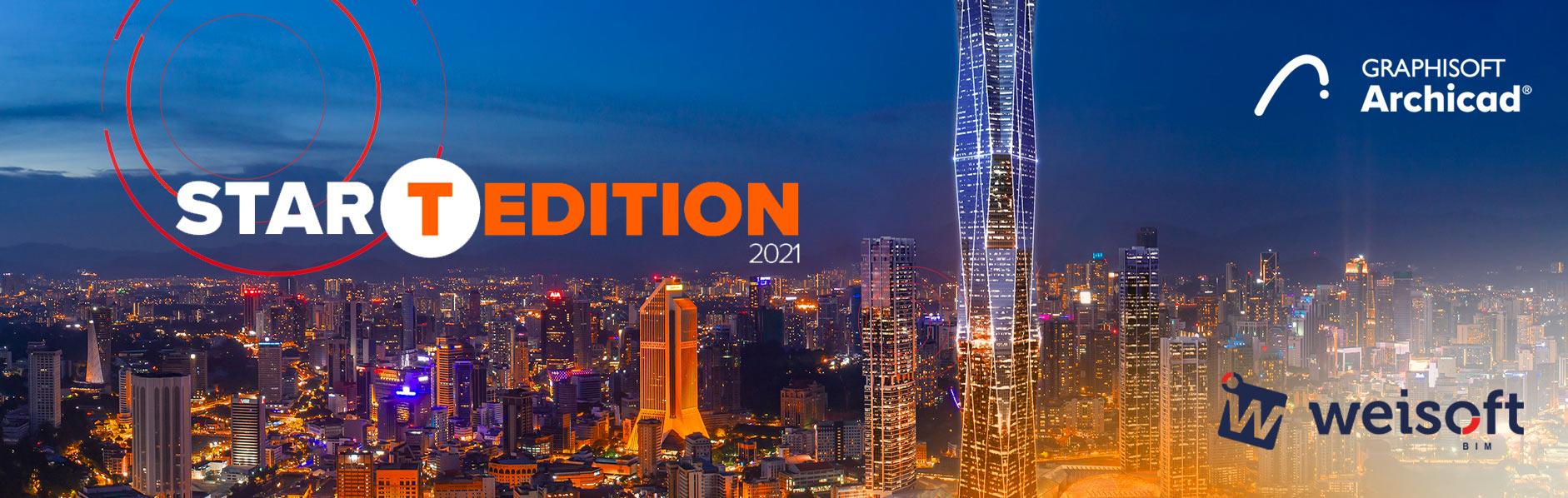 ARCHICAD START EDITION 2021