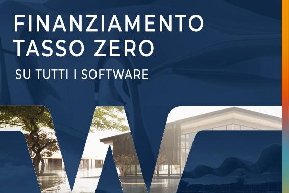 FINANZIAMENTO TASSO ZERO - su tutti i software