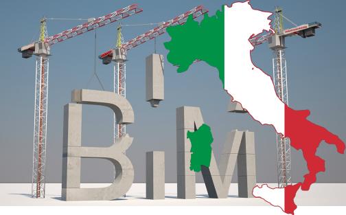 BIM OBBLIGATORIO per le opere pubbliche a partire dal 2019